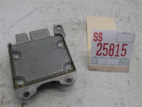 find 2000 2001 2002 lincoln ls air bag airbag control module computer ecu 1162 motorcycle in