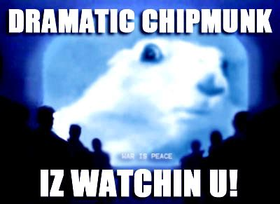 Chipmunk Meme - dramatic chipmunk memes image memes at relatably com