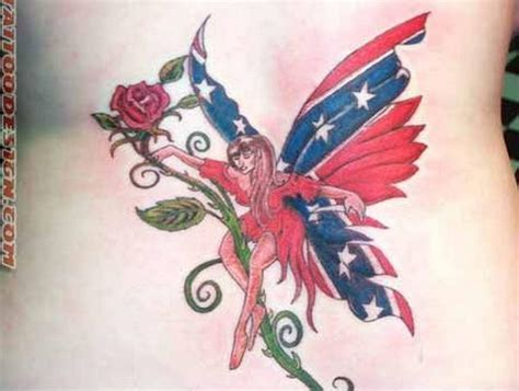 rebel flag cross tattoo 30 cool rebel flag tattoos hative