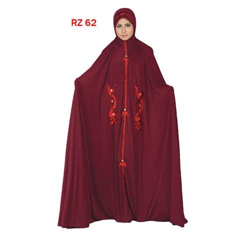 Mukena Spandex Ungu mukena spandex merah gudang fashion wanita