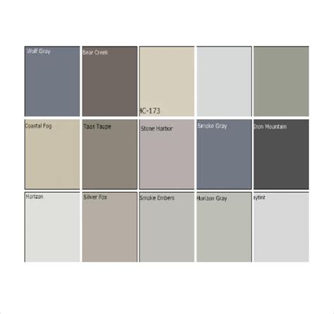 9 best images of grey color chart 50 shades of grey pantone color chart grey pinterest 50 shades of grey