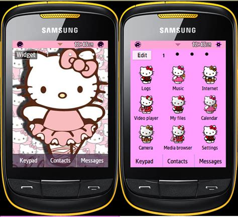 hello kitty themes corby 2 nemisis21 corby ii themes hello kitty