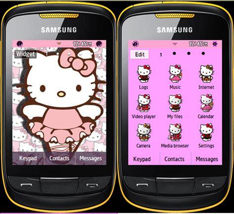 hello kitty themes corby 2 download nemisis21 corby ii themes hello kitty