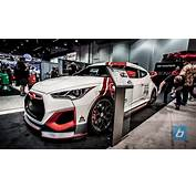 Hyundai Veloster Turbo Velocity Concept