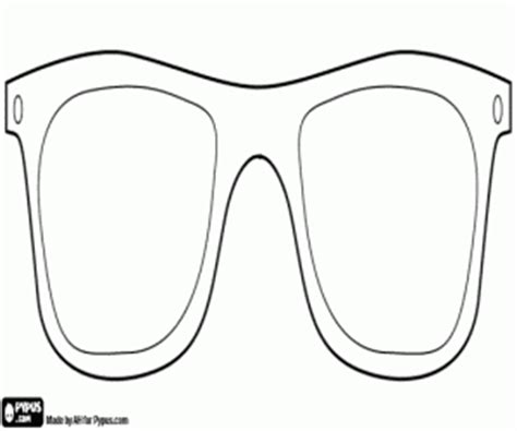 eyeglasses coloring pages eye glasses coloring page coloring pages
