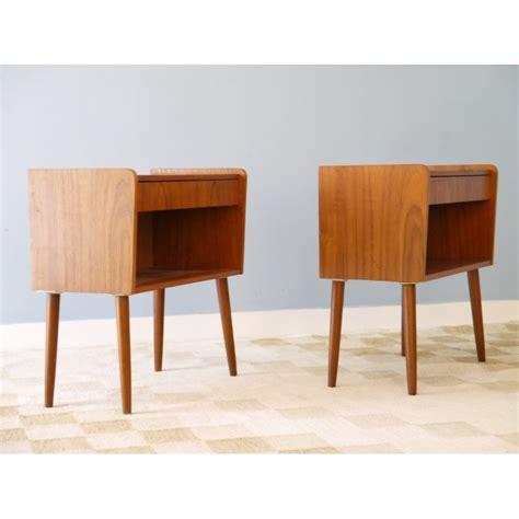 Table Chevet Scandinave by Table Chevets Vintage Deco Scandinave La Maison Retro