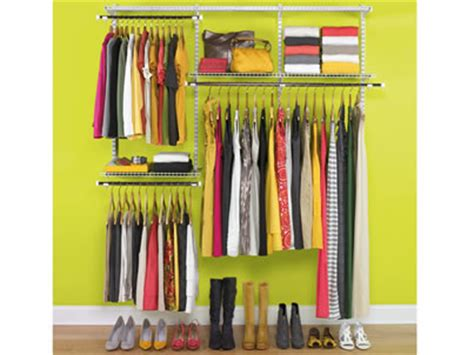 Inexpensive Closet Systems Are Your Closets Fix That With One Of These