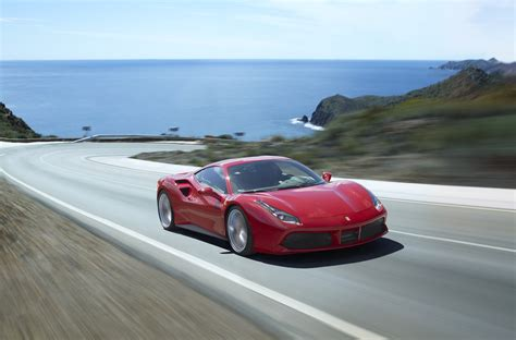 ferrari 488 gtb review photos caradvice