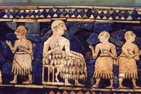 tavole sumere a tavola con i sumeri