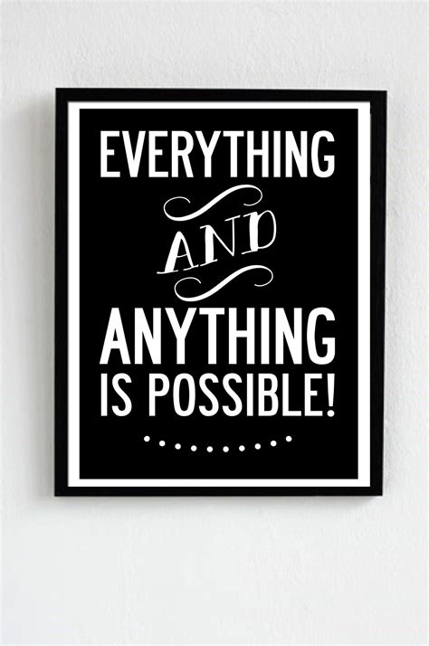 anything is possible 7 steps for doing the impossible books anything is possible quotes quotesgram