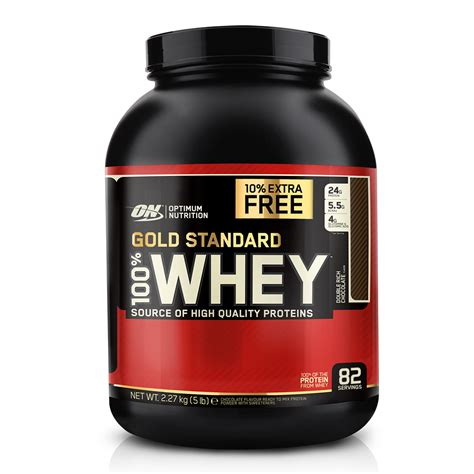 Optimum Nutrition Whey Gold Standard Kaskus 100 whey gold standard 5 lbs 2 27 kg 10 free