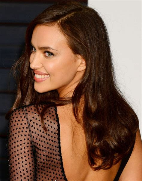 Vanity Fair Oscar 2015 Irina Shayk Irina Shayk 2015 Vanity Fair Oscar 16 Gotceleb