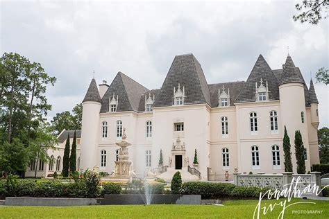 Wedding Houston by Chateau Cocomar Wedding Houston Robinette Wedding