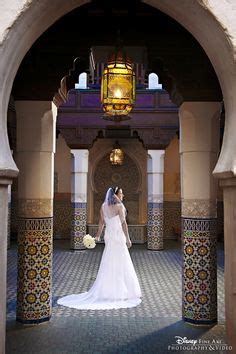 Moroccan Vows From Bouck Part I by Bridal Portrait Session At Disney S Animal Kingdom
