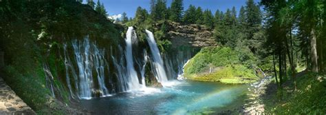 image gallery burney falls