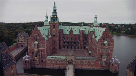 Palace Interiors by Det Nationalhistoriske Museum P 229 Frederiksborg Slot Youtube
