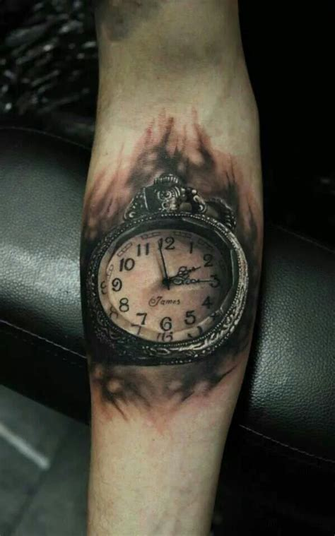 time piece tattoos tattoos pinterest time piece