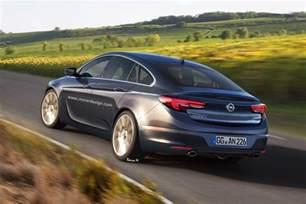 Opel Insignia B 2017 Opel Insignia B Looks Like A Premium Sedan In The