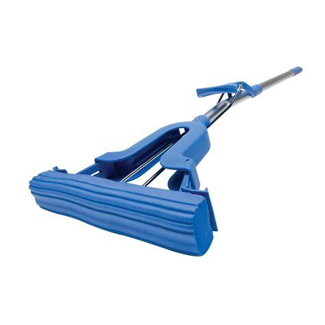 super mop pro ultra absorbing self wringing floor cleaning sponge mop