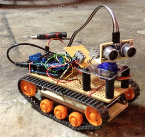 code arduino robot selfdrivingrobot sandboxduino building self driving