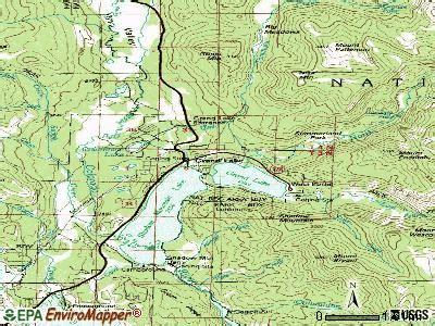 colorado lakes map lakes in colorado map arizona map