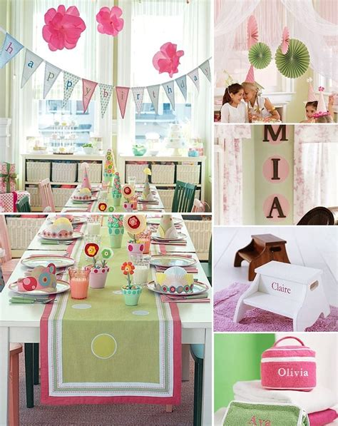 kids birthday party decorations at home mesa de festa lim 227 o flor