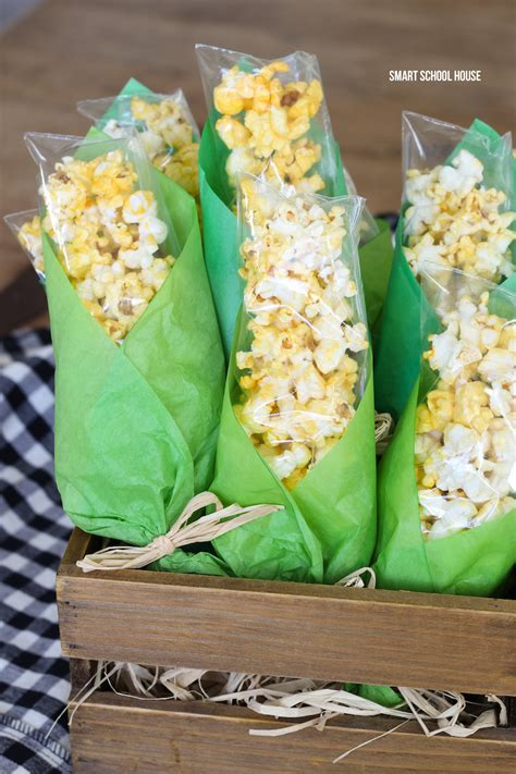 20 edible thanksgiving crafts for kids popcorn