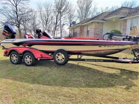 ranger bass boat for sale oklahoma 2010 ranger z521 bass boat showroom condition for sale in