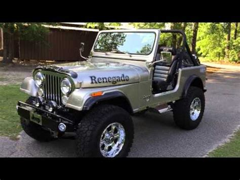 Cj7 Jeep For Sale 1983 Jeep Cj7 For Sale Southern Rods 706 831 1899 Part