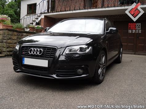 Audi A3 Lackierung by 8p Umbau Lackierung Audi A3 Forum F 252 R Tuning