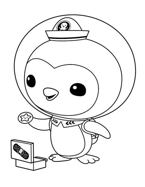 octonauts coloring pages coloring pages 5666