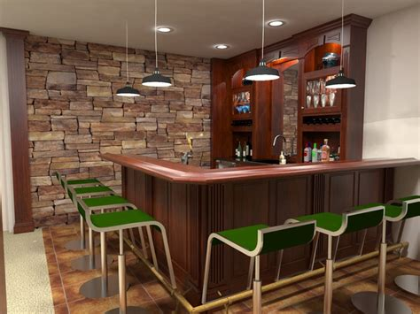design home bar online kitchen dining room ideas wooden concept with brown color interior white luxury mini bar three