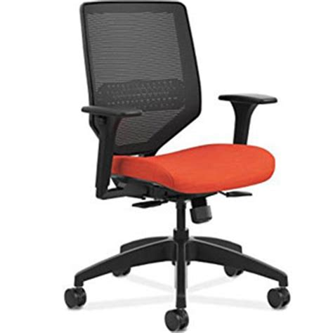 hon solve series office chair review