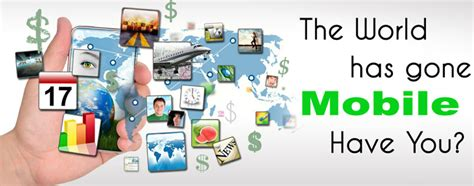 business mobile applications mobile apps positively impacting business productivity