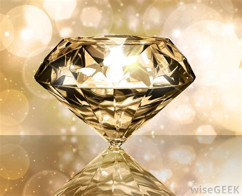 golden with diamonds what are fancy diamonds with pictures
