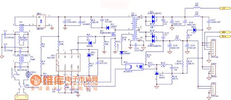 led power supply circuit diagram gt circuits gt lcd tv power supply circuit diagram l51530