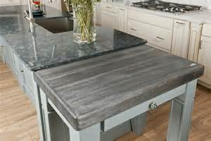 custom butcher block top by cafe countertops http www my butcher block countertops two years later domestic