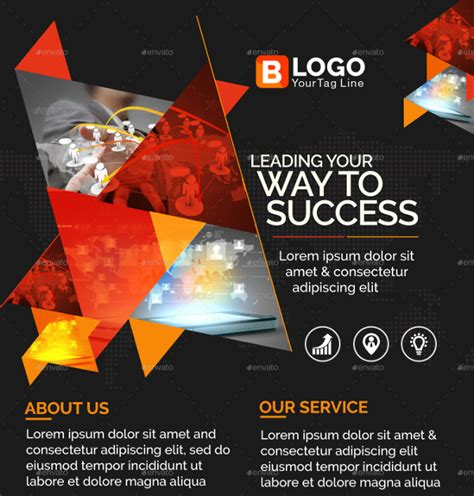 pdf flyer template business flyers 21 free pdf psd ai vector eps format
