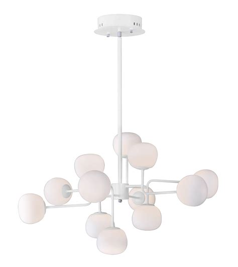 Brechers Lighting by Puffs Single Pendant E21126 11wt Brechers Lighting