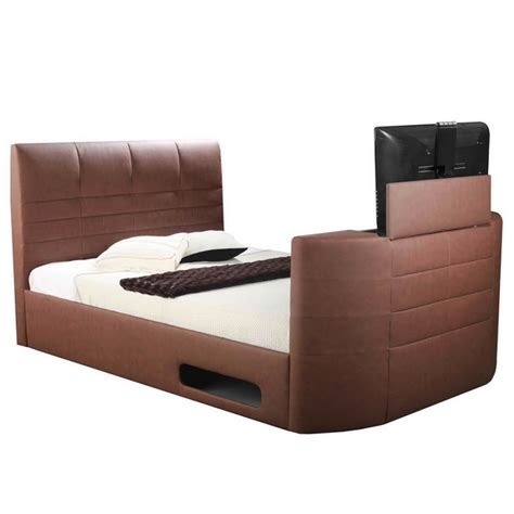 amazing bed practical and amazing tv beds stylish eve