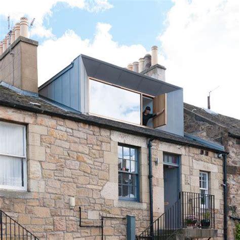 Dormer Windows Inspiration Like Zinc Clad Loft Extension By Konishi Gaffney Creates An Bedroom Design