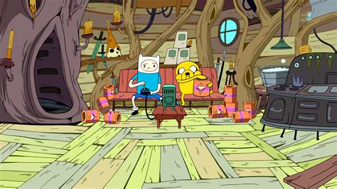 Finn And Jake S Living Room Bmo Gallery Adventure Time Wiki Fandom Powered By Wikia