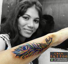 tattoo name pooja deepak name tattoo amar tattoo in nagpur portfolio