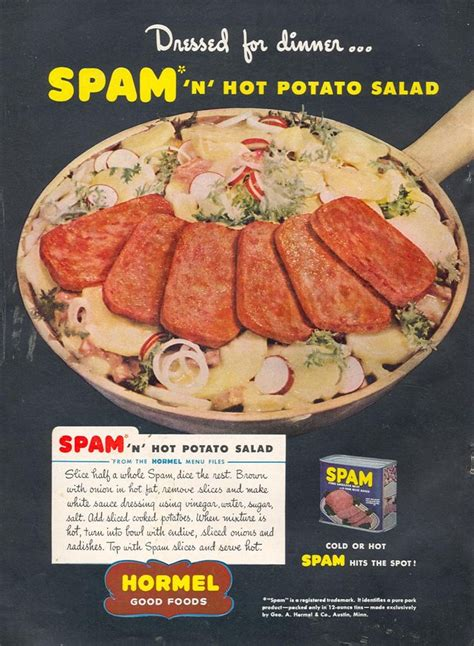 Would You Eat Spam Singles by 1000 Images About Vintage Spam Recipes On
