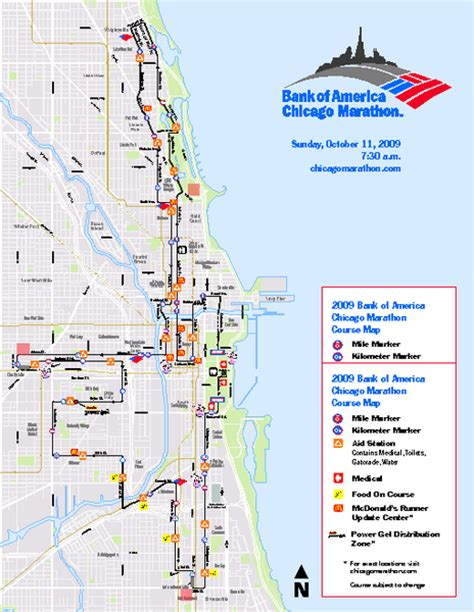 chicago marathon map 2016 chicago marathon course map 64 simple with chicago