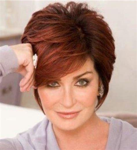 sharon osbourne new haircut pixie sharon osbourne mature make up pinterest sharon osbourne