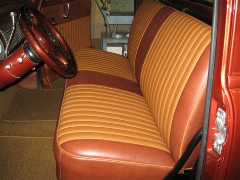 abc auto upholstery 51 chevy truck the best discount uphostery service
