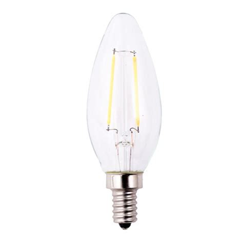 Ecosmart 60w Equivalent Soft White B11 Filament E12 Energy 60 W Led Light Bulbs