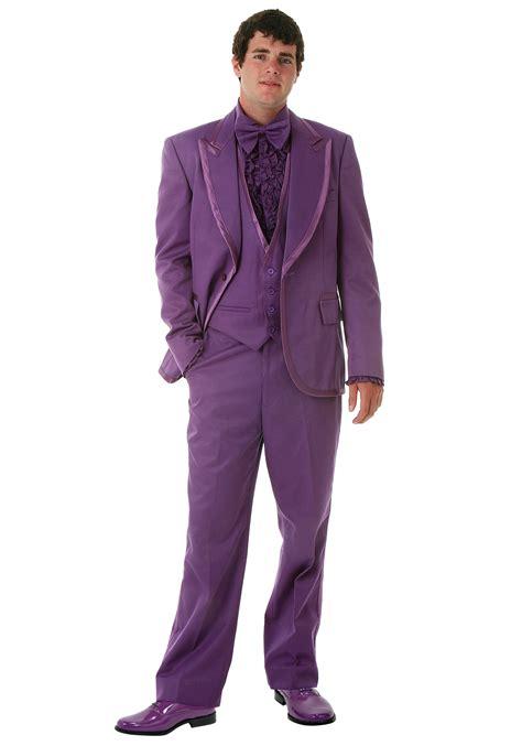 men s men s purple tuxedo