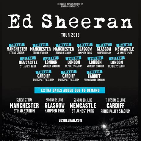 ed sheeran tour buy ed sheeran tickets ed sheeran tour details ed
